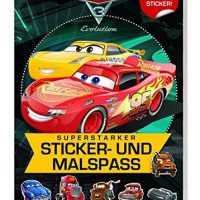 Undercover Caad8021 Adventskalender Disney Pixar Cars Spielzeug