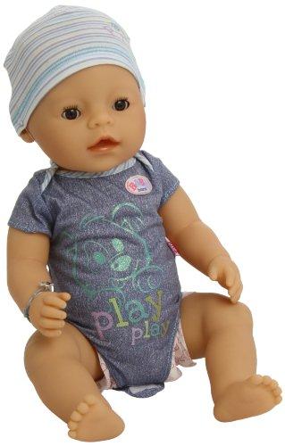 Zapf Creation 818701 Baby Born Interactive Boy