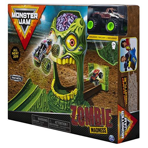 Monster Jam Spiele