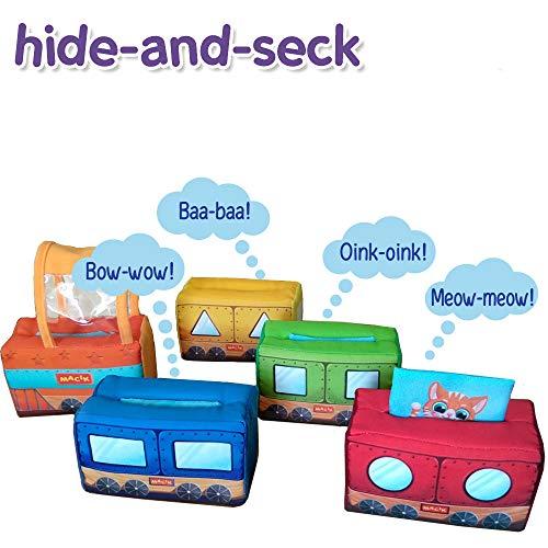 Lernspielzeug Ab 12 Monate : macik zug baby spielzeug farben formen logik weiches ~ A.2002-acura-tl-radio.info Haus und Dekorationen